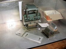 PFÄFFLE corner perforating mach