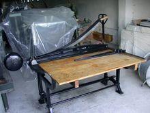 HOFFMANN board cutter