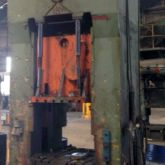 Double column Mechanical Press