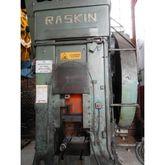 Press Raskin 600 ton FCESX8