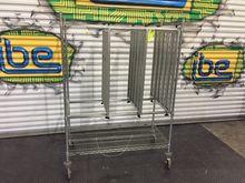 Metro PCB Hold Cart