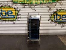 Metro ESD Tray Cart