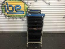Bliss ESD Tray Cart