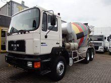 1991 MAN 33.322 cement/concrete