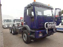 1999 Iveco EUROTRAKKER 380E420