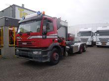 1999 Iveco eurotrakker 260E35 6