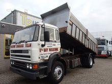 1991 DAF 1900 + double cylinder