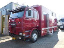 1987 Scania 92, 3x horsetruck,