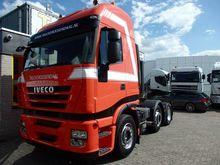 2008 Iveco Stralis 450 + 6x2 +