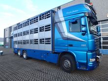 2008 DAF XF105.460 + 3 axle+ Be