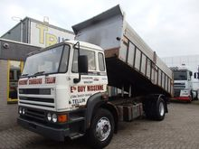 1991 DAF 1900 + double cylinder
