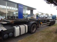 2000 Van Hool 3X SAF 20FT 30FT