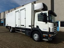 2003 Scania 94D 230 + CARRIER +