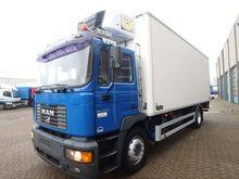 Used 2002 MAN 18.250