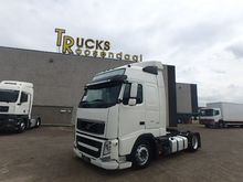 2008 Volvo FH12 400 + Low Deck
