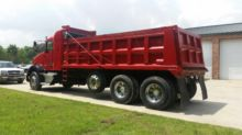 1999 Kenworth T800 4 Axle Dump