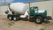1999 Mack Cement Truck – Rear D