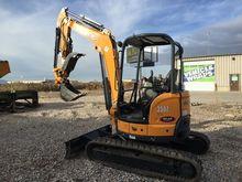2014 Yanmar VO35 Mini Excavator