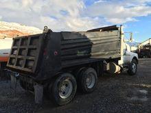 1988 Kenworth T600 Dump truck