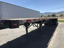 1997 GREAT DANE 48′ flat bed tr