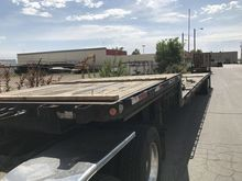 Fontain Step Deck Trailer