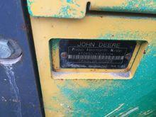John Deere LT650-J DOZER