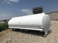 5000 gallon water tank