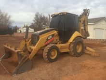 2008 CAT 420E Loader Backhoe