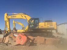 2015 Kobelco Excavator SK350LC