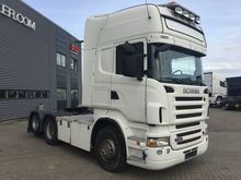 Used 2008 Scania R56