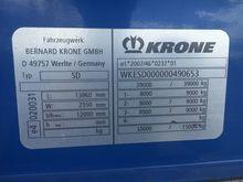 Used 2011 Krone 13,6