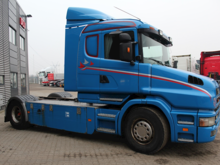 Used 2000 Scania T42
