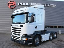 Used 2014 Scania R56