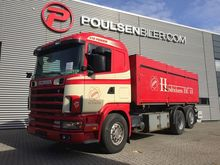 Used 2002 Scania R12