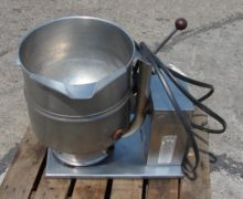 Hemispherical Bottom Kettle