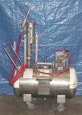 30 gallon horizontal, 304 SS, 5