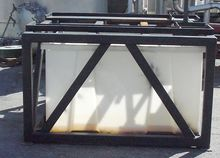 spill containment sump, 350 Gal