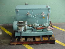 7.5 hp hydraulic power unit, 48