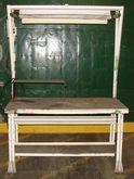 "work bench, 30"" x 60"" Plywood o"