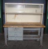 """work bench, 60 x 28 1.75"""" Maple"""