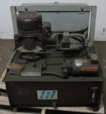 Autoquip 5 hp, 23 gallon reserv