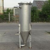 70 gallon vertical, conical