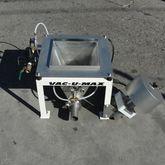 VAC-U-MAX .4 cuft capacity