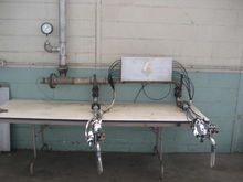 2 valve liquid gravity
