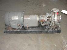 Durco 1.5x1x8, 5 hp
