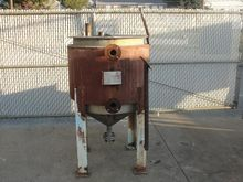 Modern Welding 125 gallon, 15 P