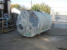 2800 gallon horizontal