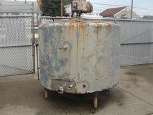750 gallon vertical, flat