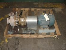 Goulds STX 1.5x1x5, 5 hp