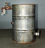 55 gallon vertical, 304 SS